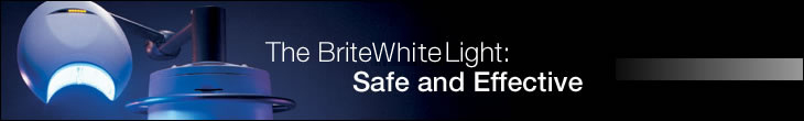 The BriteWhite Light: Safe and Effective